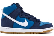 Dunk High Industrial Blue