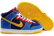 Dunk High MR Pacman