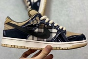 Women Travis Scott x Nike SB Dunk Low TS Cactus Jack