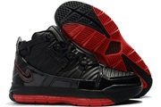 Nike LeBron 3 Black Crimson