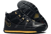 Nike LeBron 3 Black Gold