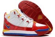 Nike LeBron 3 Superman