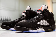 Jordan 5 OG Black Metallic