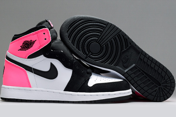 Women Jordan 1 Valentines Day